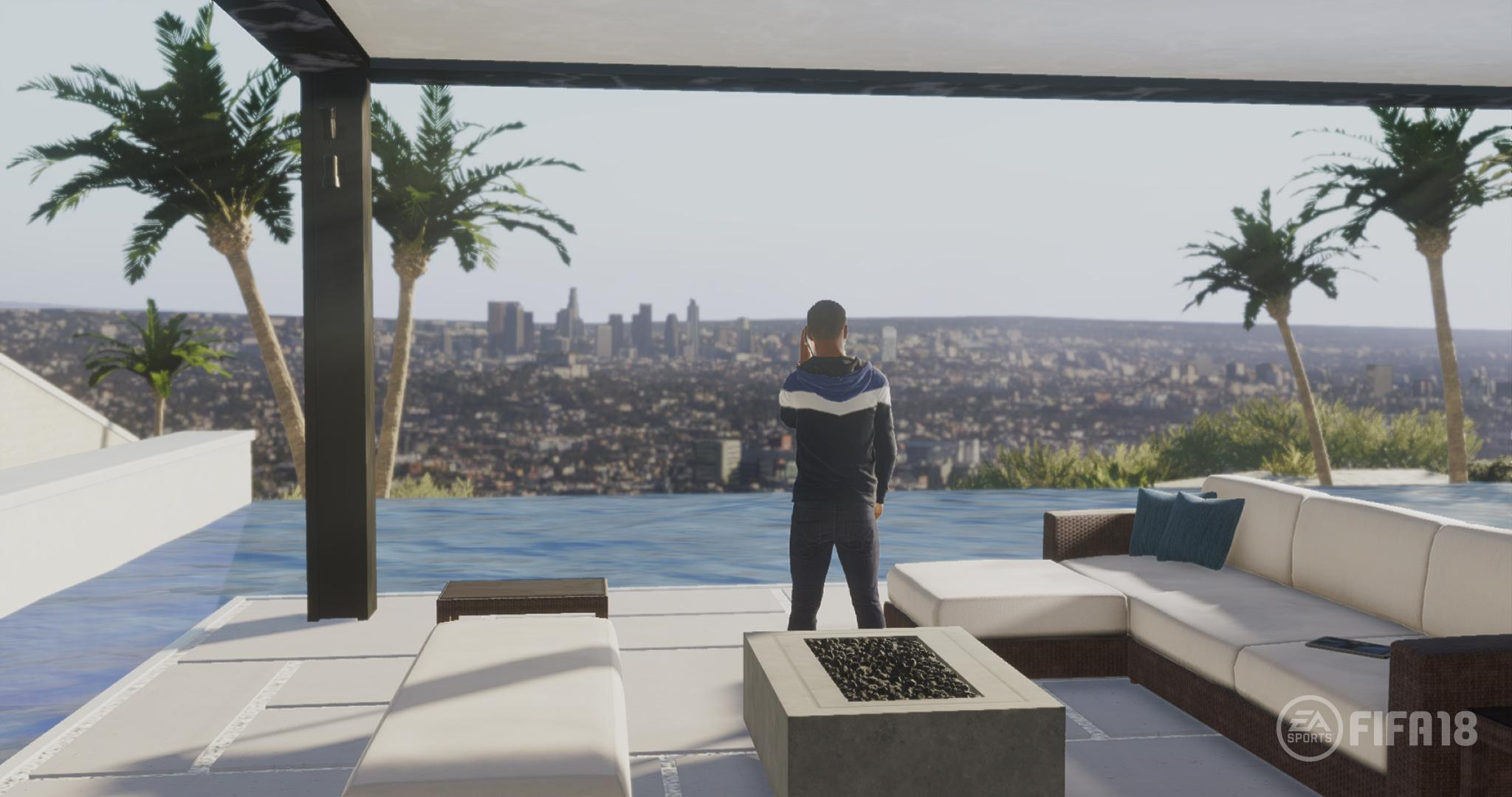 FIFA 18's The Journey will see Alex Hunter travel around the world