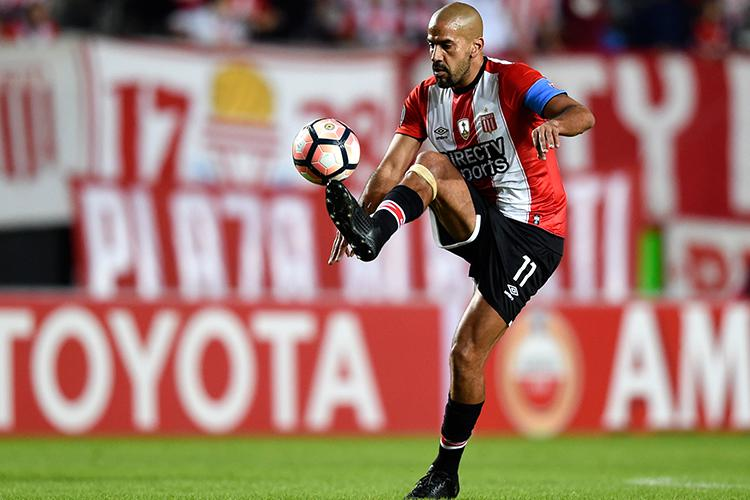 Juan Sebastian Veron is a hero among Estudiantes' fans
