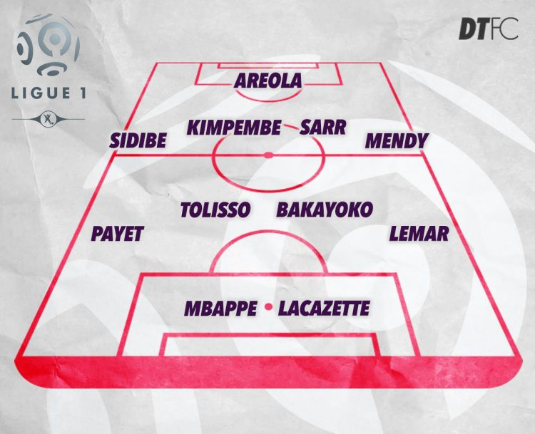 Ligue 1 XI
