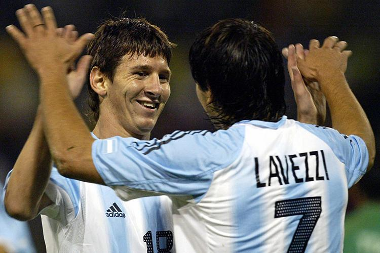 The GOAT and Lionel Messi