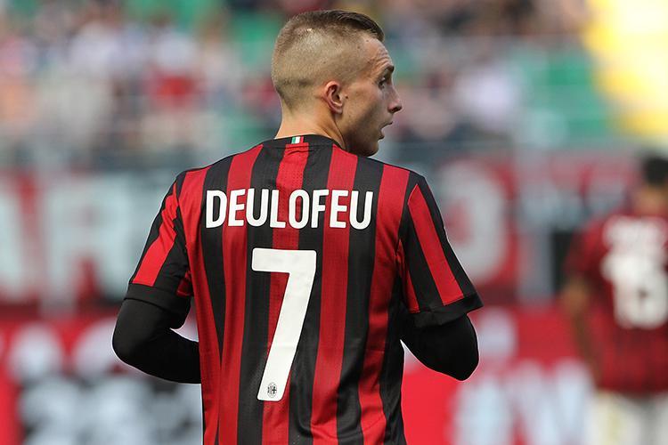 Milan's no.7