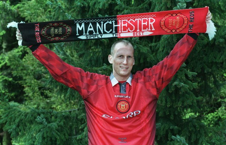 Try telling Stam you don't rate half and half scarves