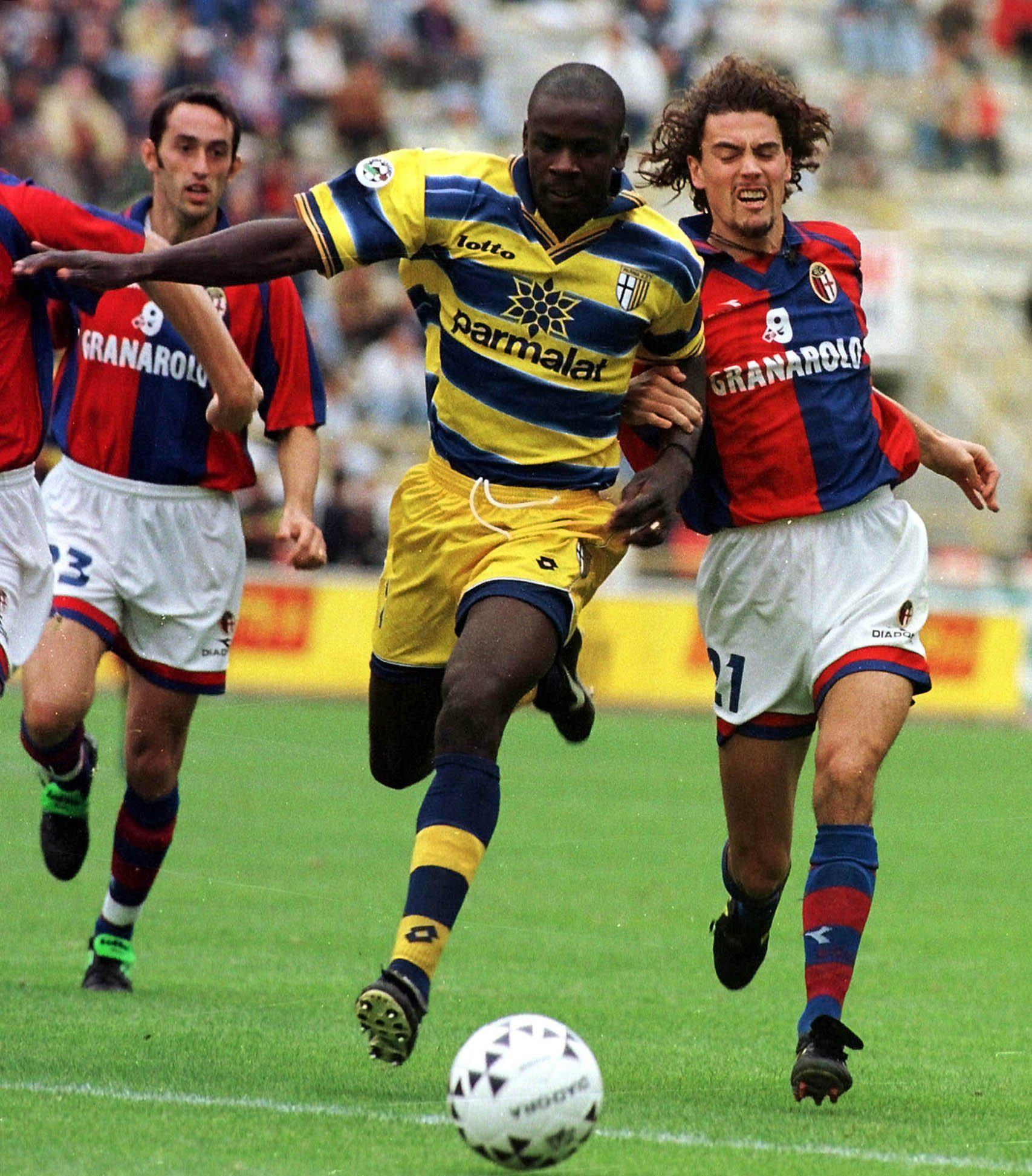 Thuram was hard as nails