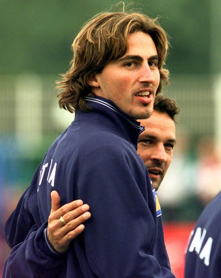 Baggio boys