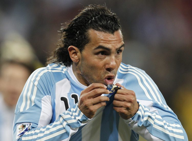 With all eyes on Messi, Tevez had a field day