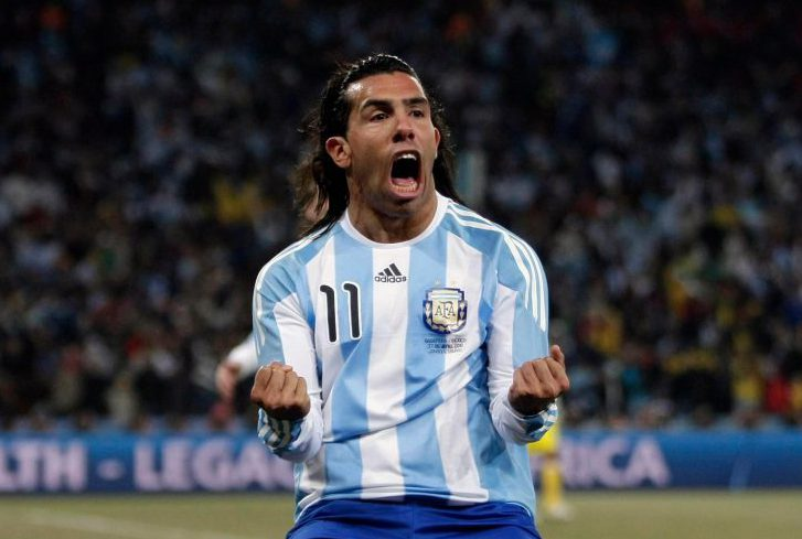 Let's all remember the Tevez that existed pre-Chinese Super League