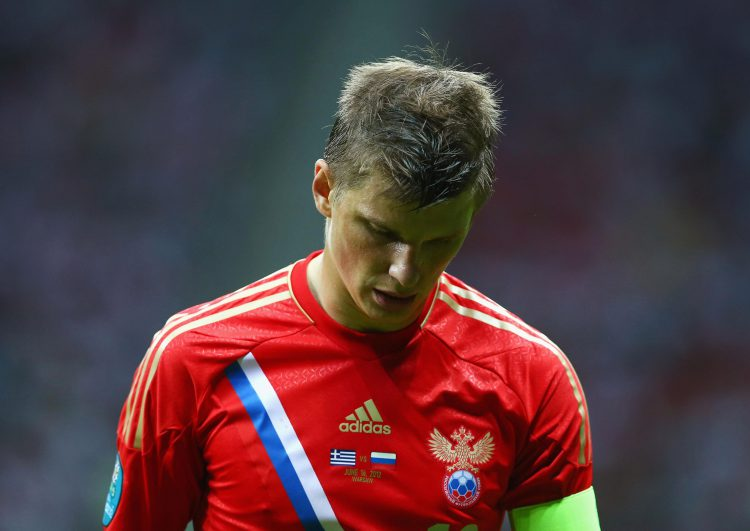 Puibic opinion of Arshavin dropped after Euro 2012 despite him being the leading assist provider at the tournament
