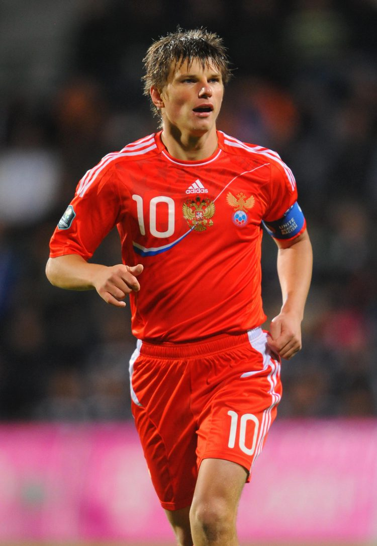 Arguably the greatest Russia player of all time but he should have gone further