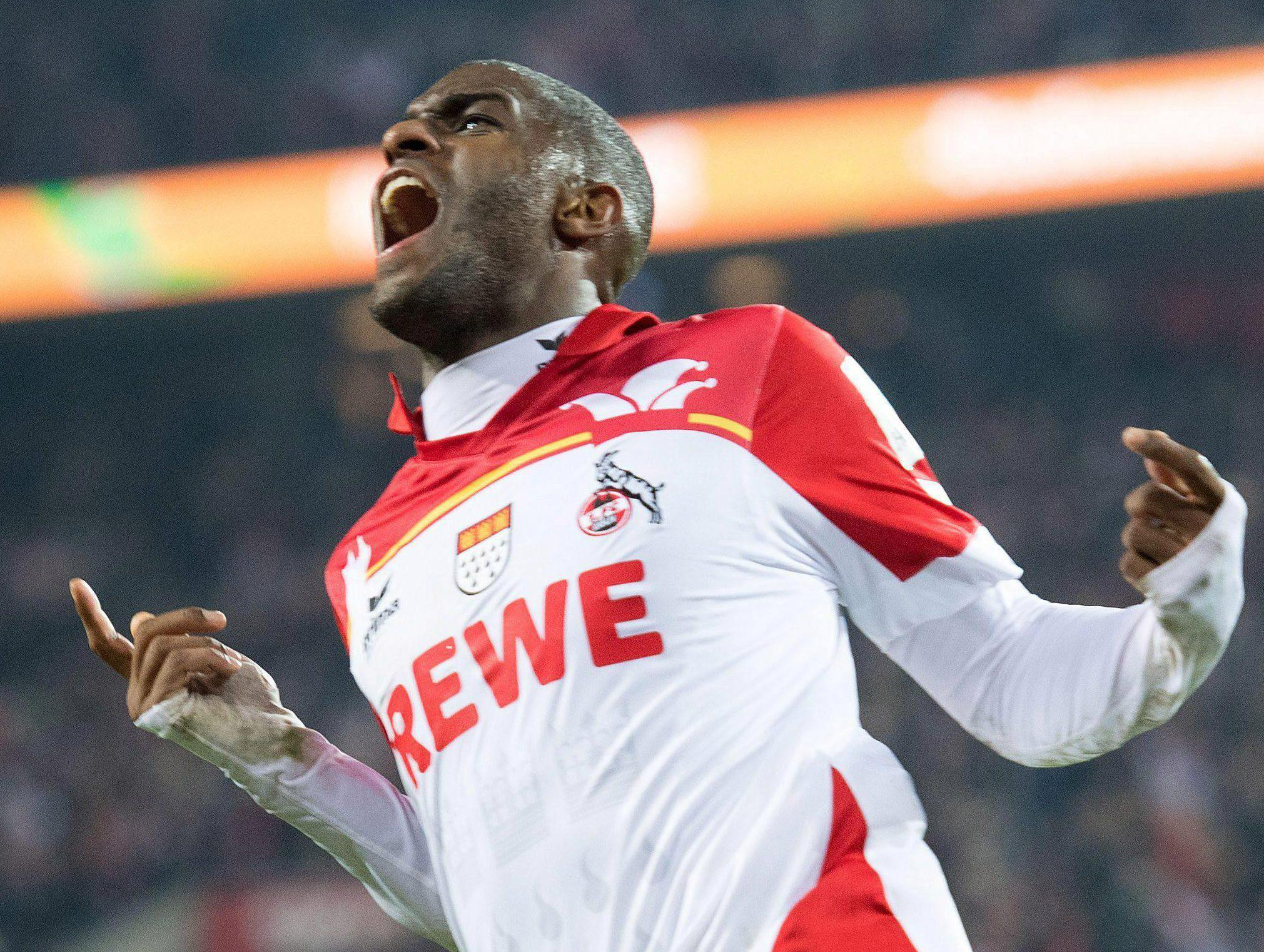 Tianjin Quinjian are on the verge of signing Anthony Modeste