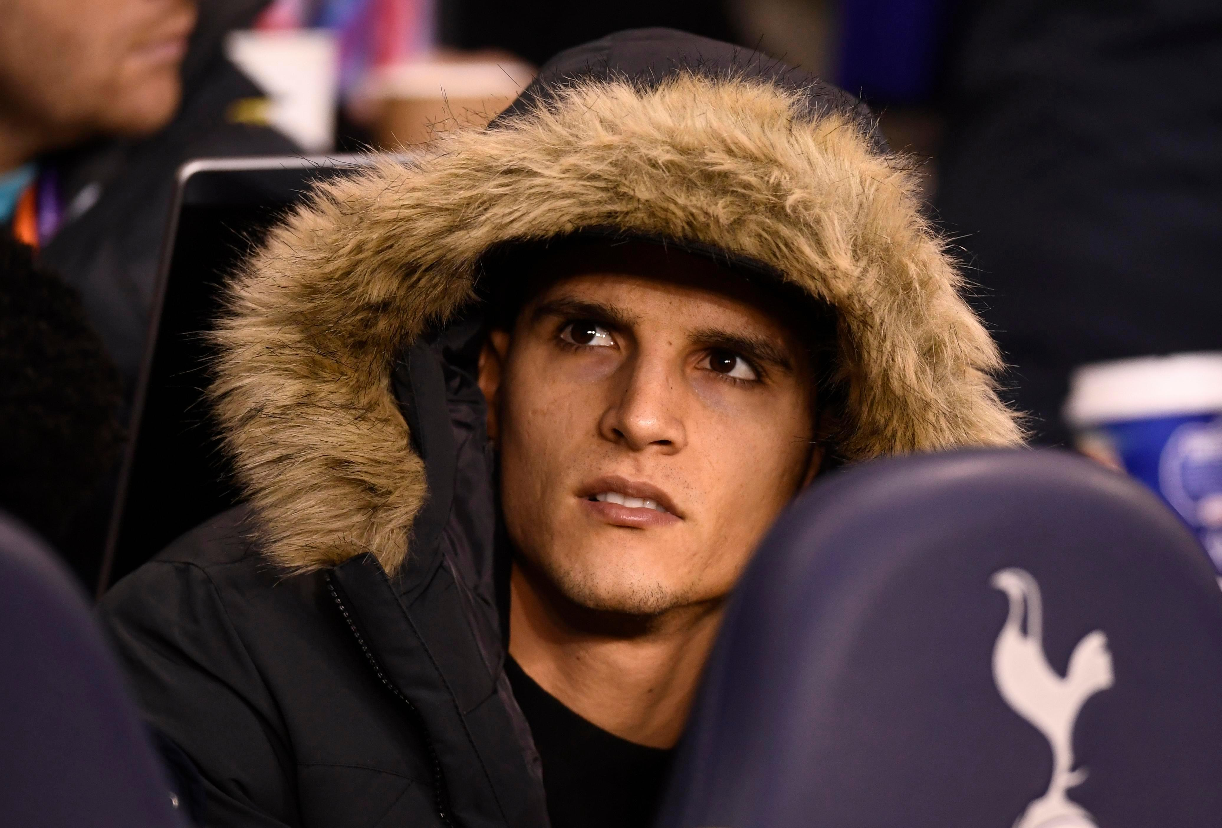 Erik Lamela will have been out for about a calendar year if he recovers from his double hip injury by October