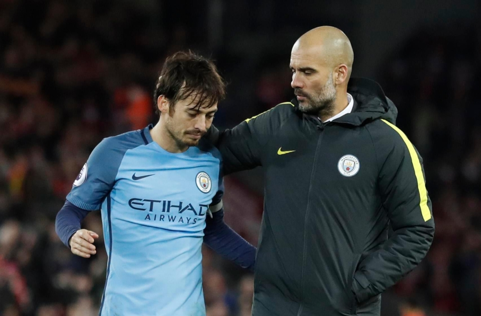 Silva and Guardiola are a tactical match made in heaven