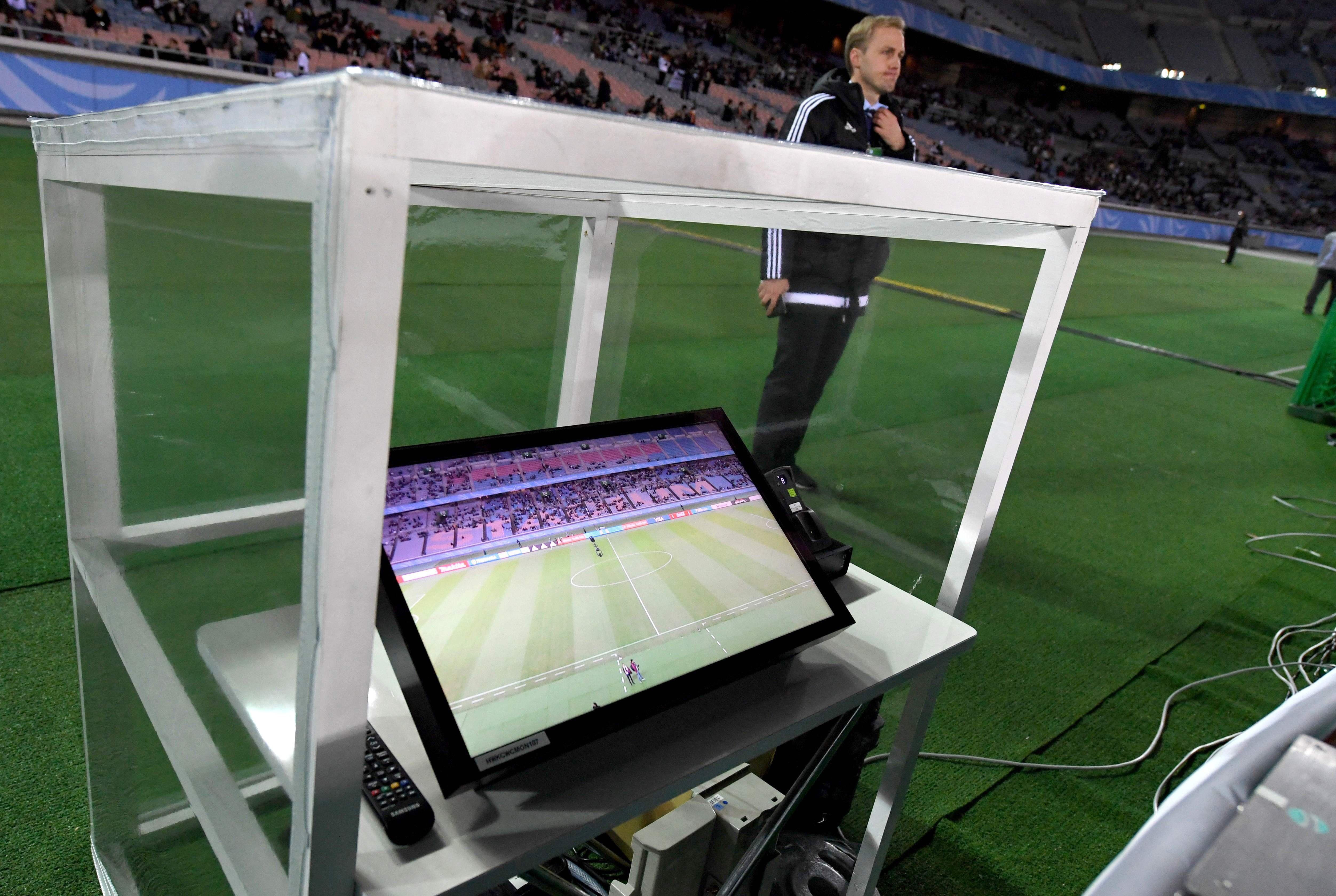 Video Assistant Referees have been trialled in various different domestic and international football competitions