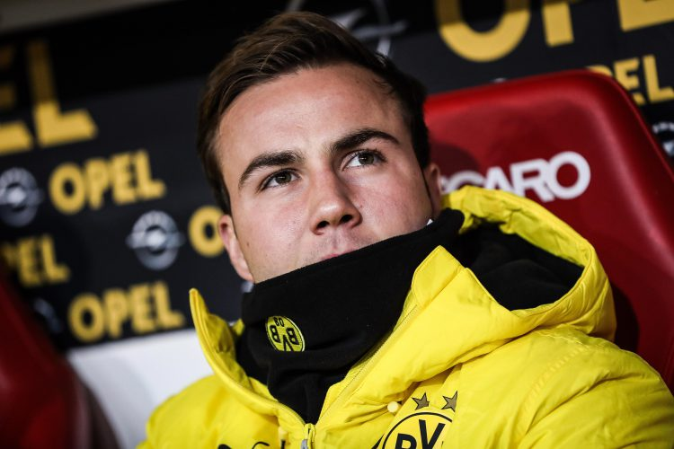 The Dortmund star spent much of last season on the sidelines