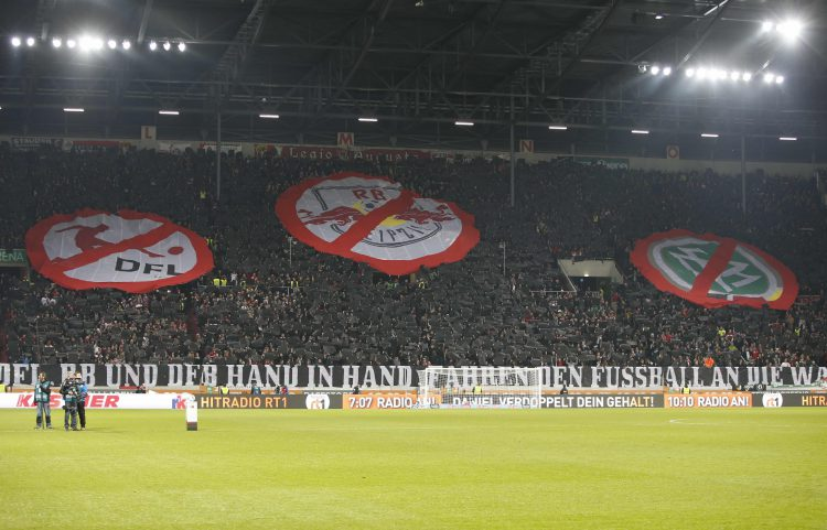 RB Leipzig are universally hated in Germany