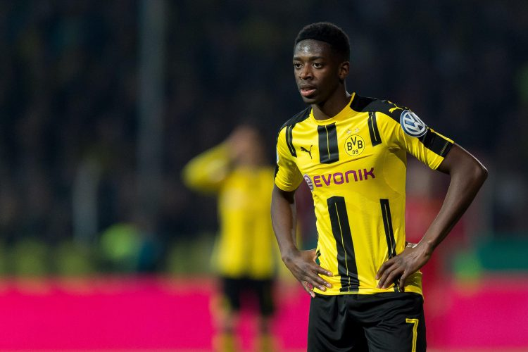Dembele could go for silly money this summer