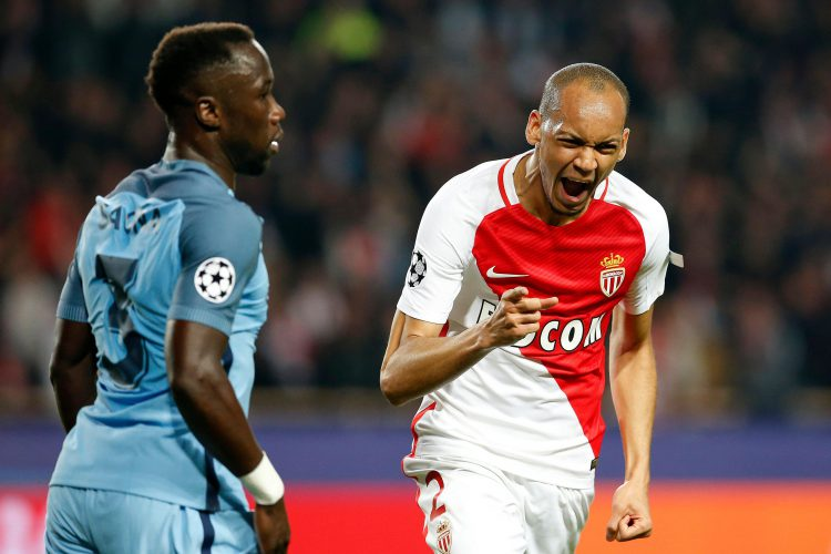 Fabinho was an important member of the Monaco side that reached the semi-final of last season's Champions League