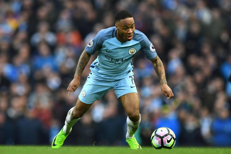 Man City's Sterling has been deeply moved by the tragedy