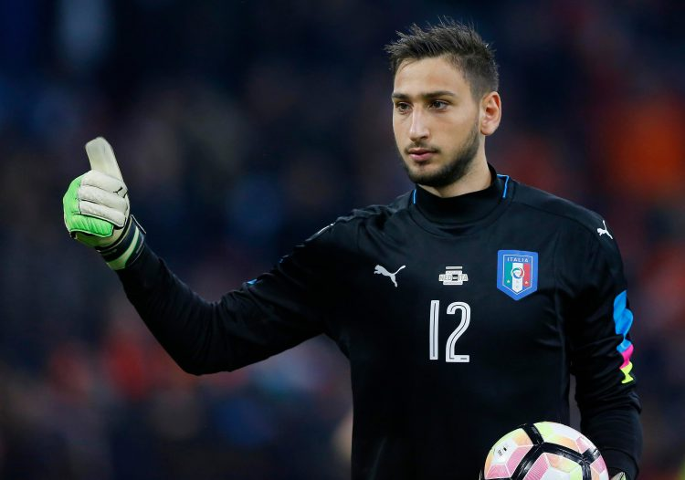 Donnarumma could go onto become one of the greats