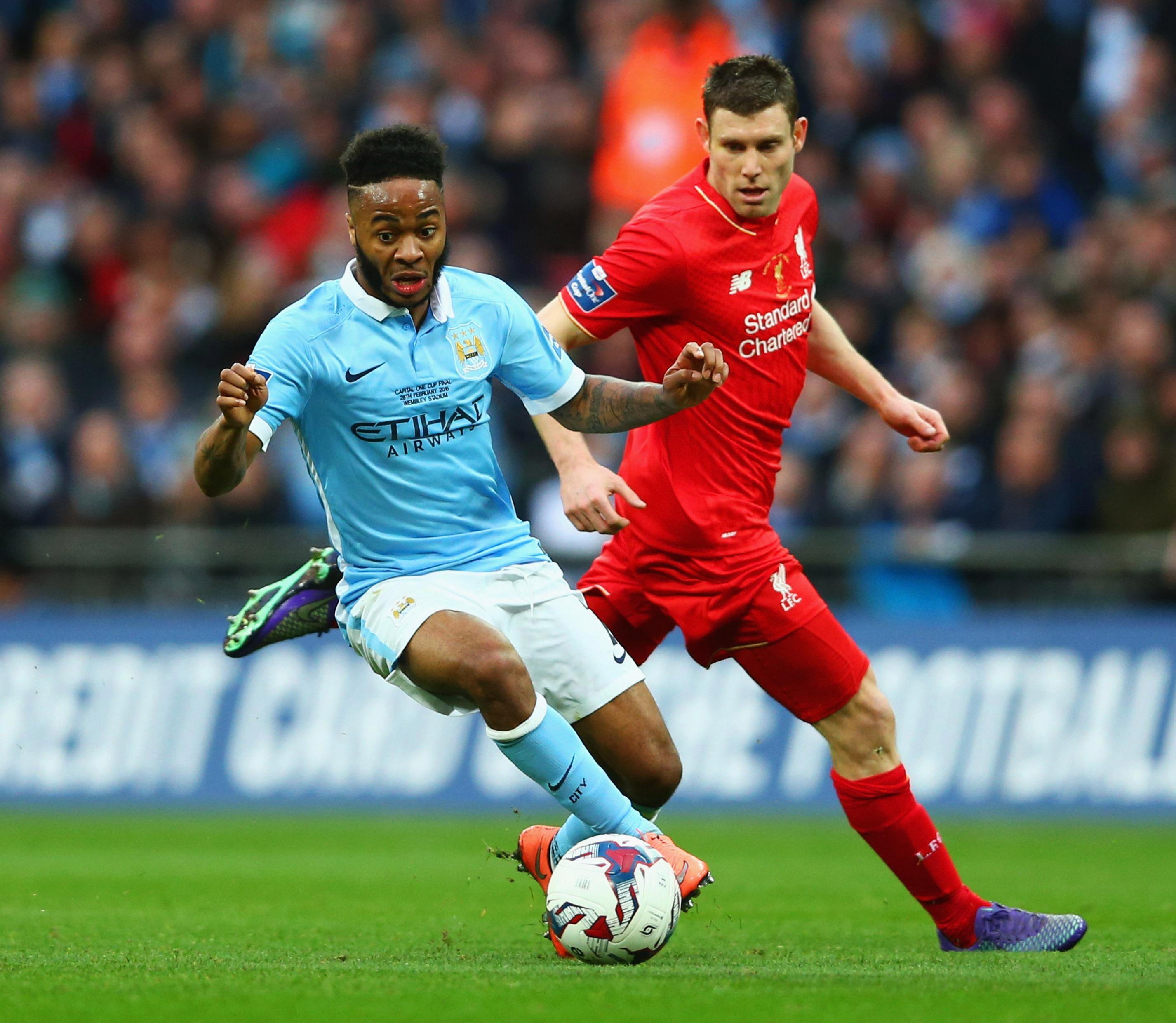 Sterling's exit from Anfield was contentious