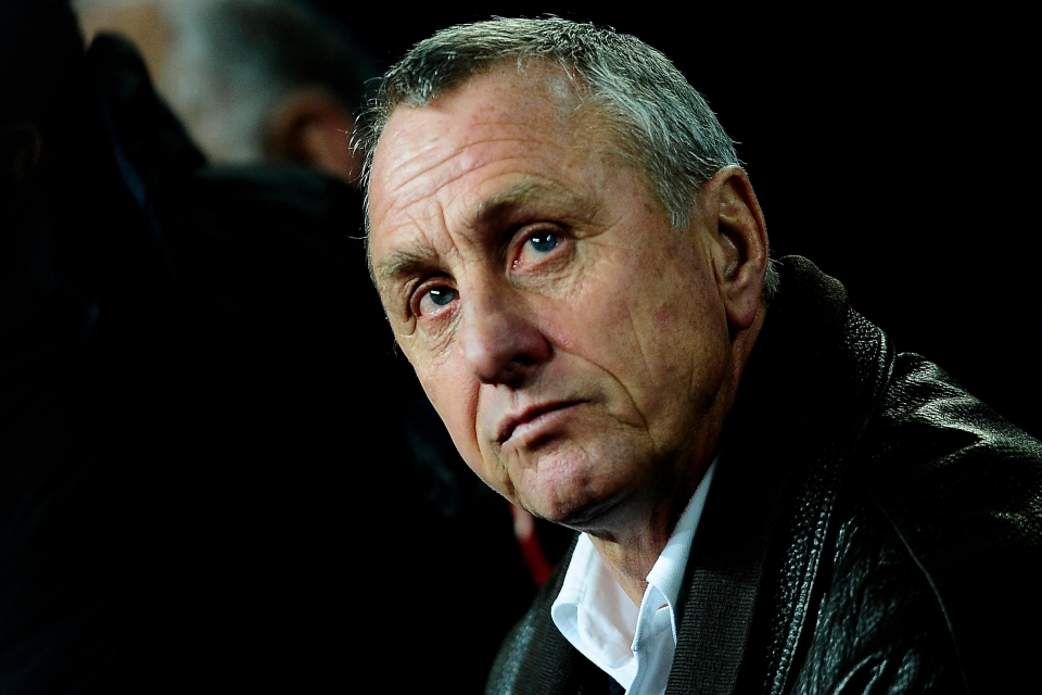 Dutch legend Johan Cruyff tragically passed away from cancer in March 2016
