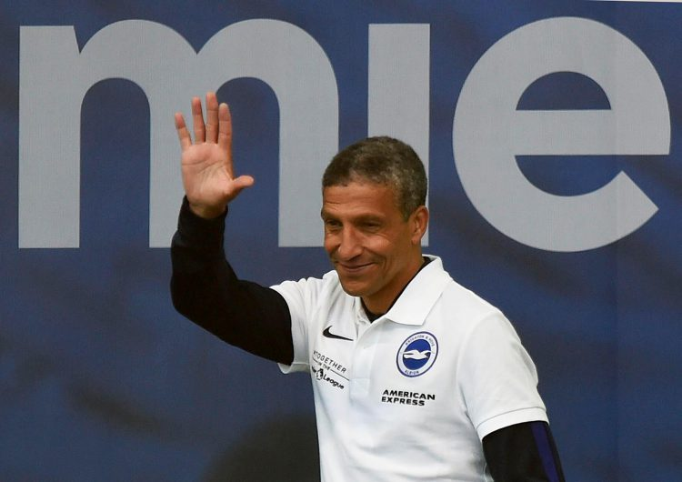 Hughton has plenty of Premier League experience with Newcastle and Norwich