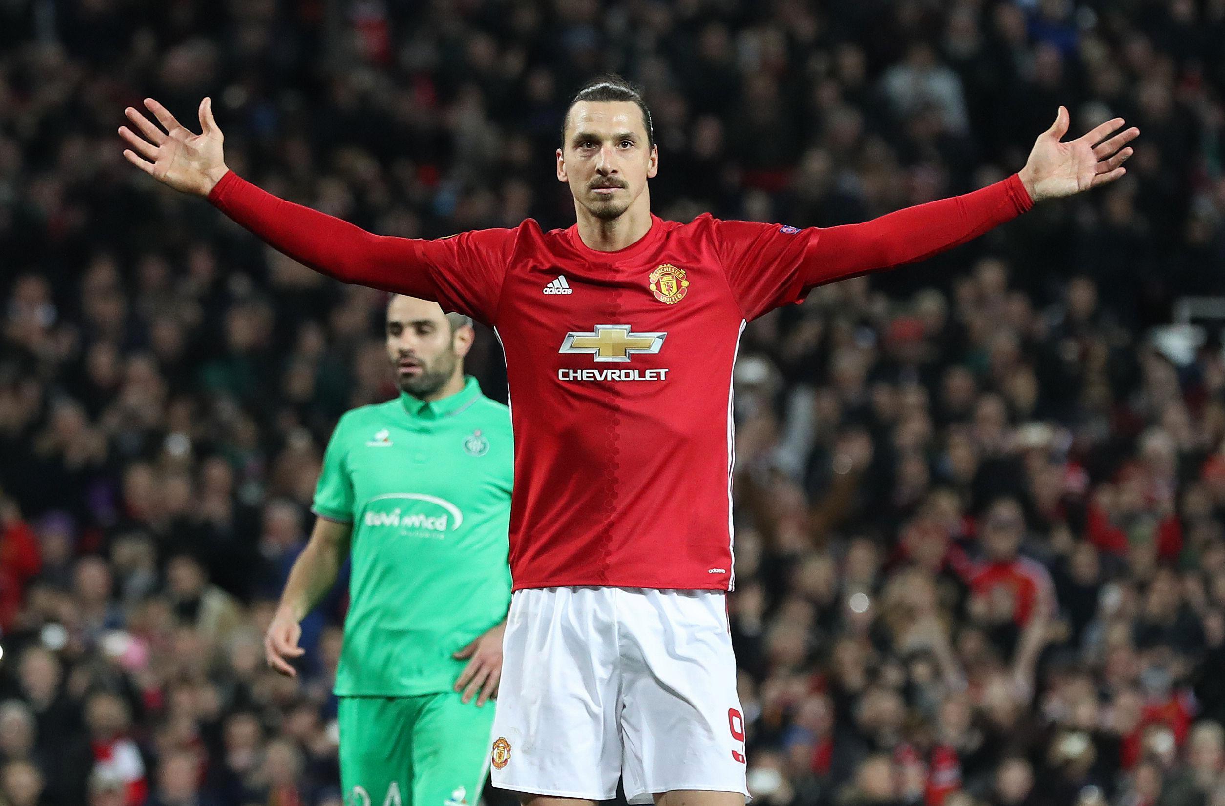 Don't go, Zlatan