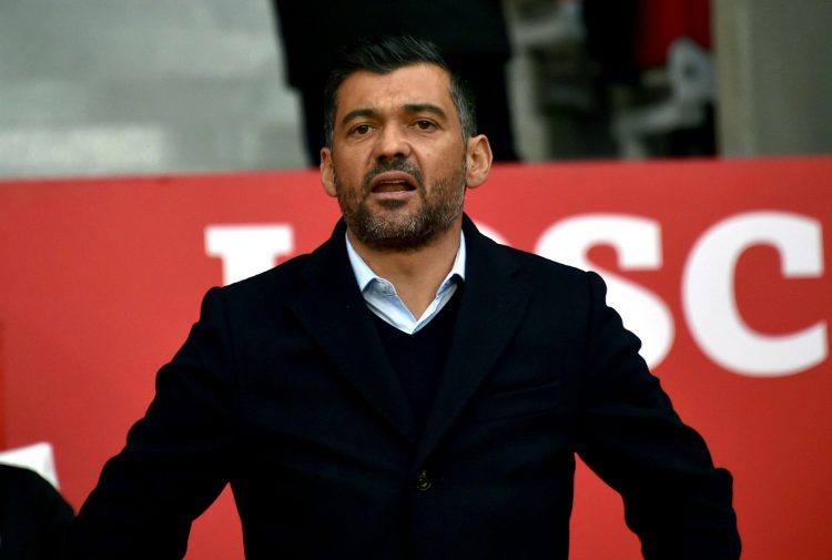 Sergio Conceicao is off to Porto