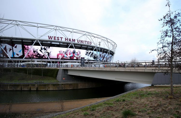 The 2017/18 season will be the Hammers second at the London Stadium