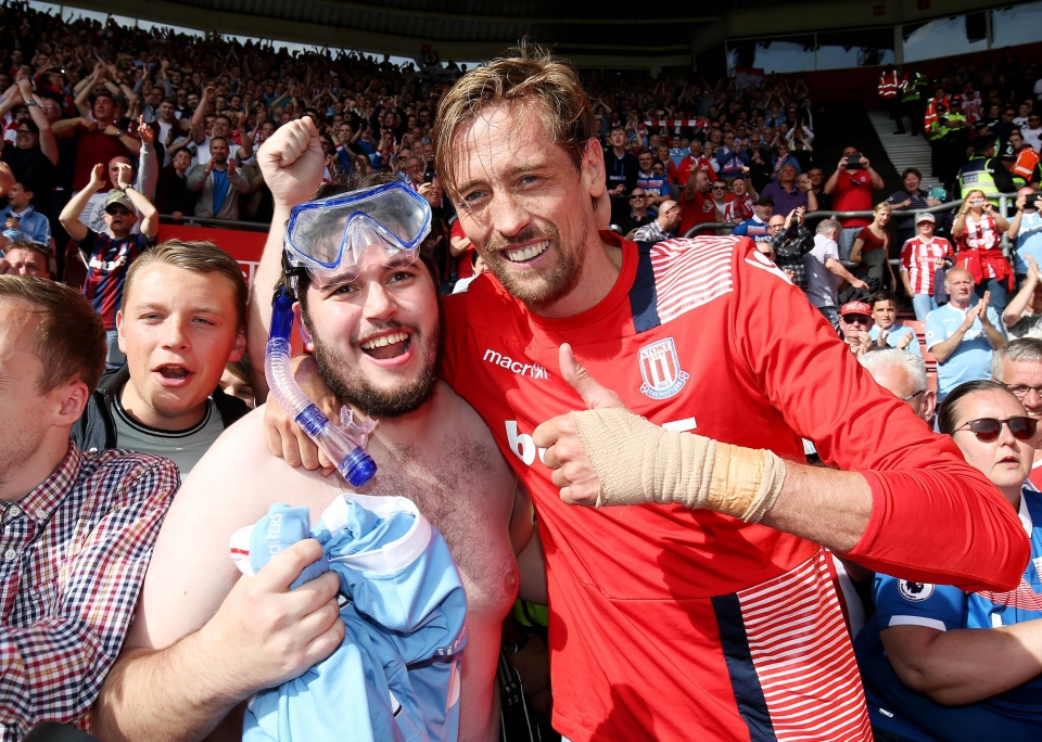 Football will be so much worse when Crouchy retires