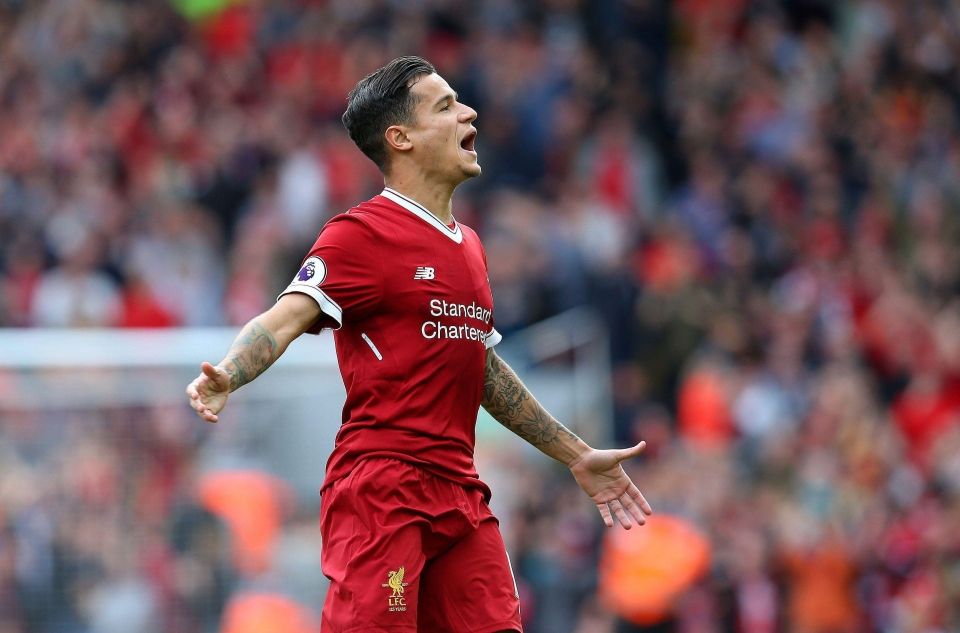 Liverpool star Philippe Coutinho has distanced himself from a move to Barcelona