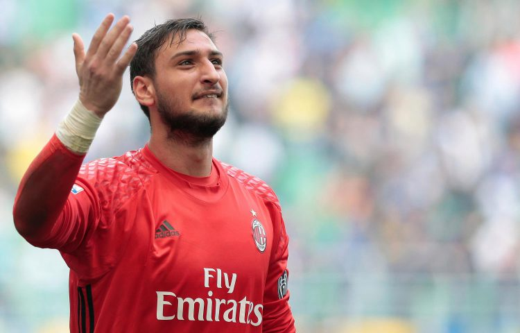 Donnarumma has been linked with Manchester United and Real Madrid