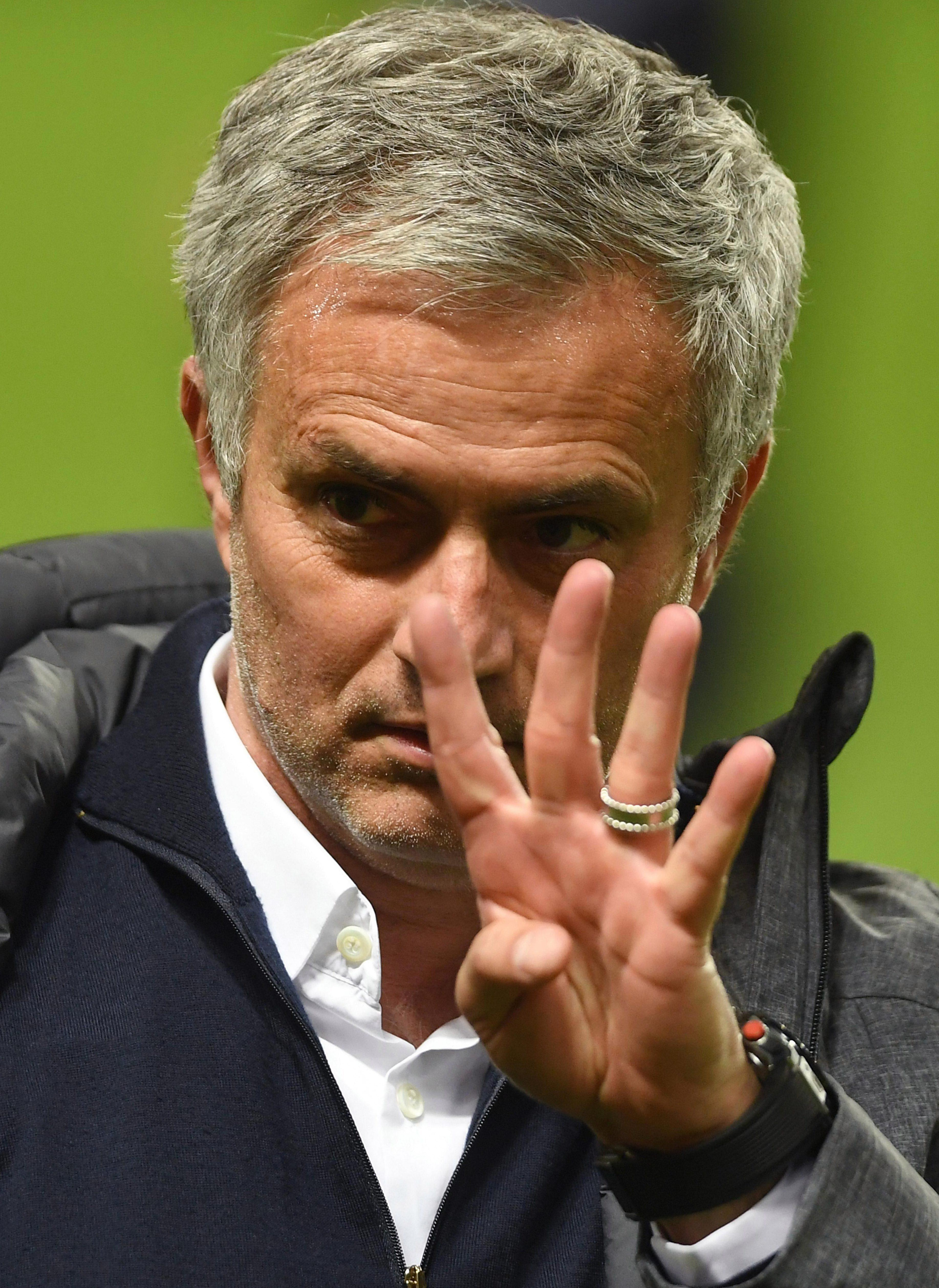 But Jose Mourinho arrived at Old Trafford too late to do the deal