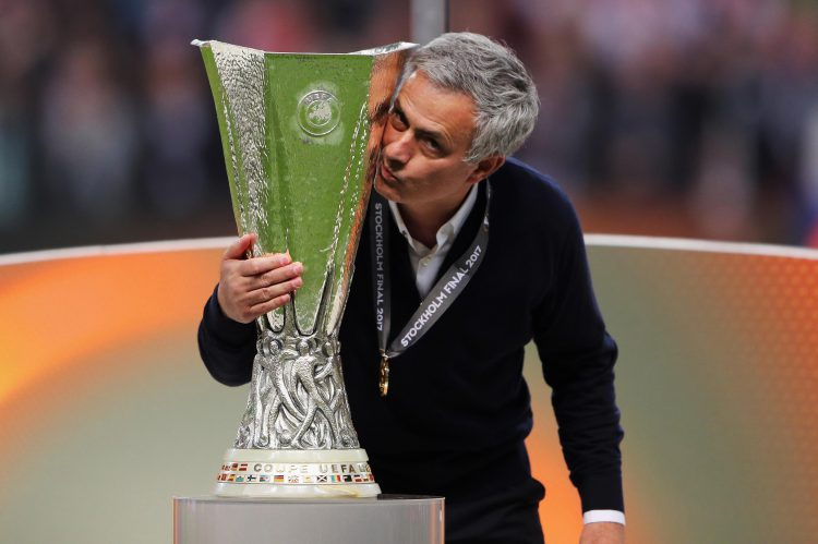 Another trophy, Jose?