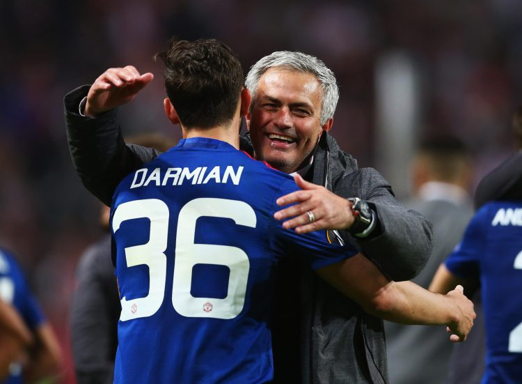 Special one's favourite