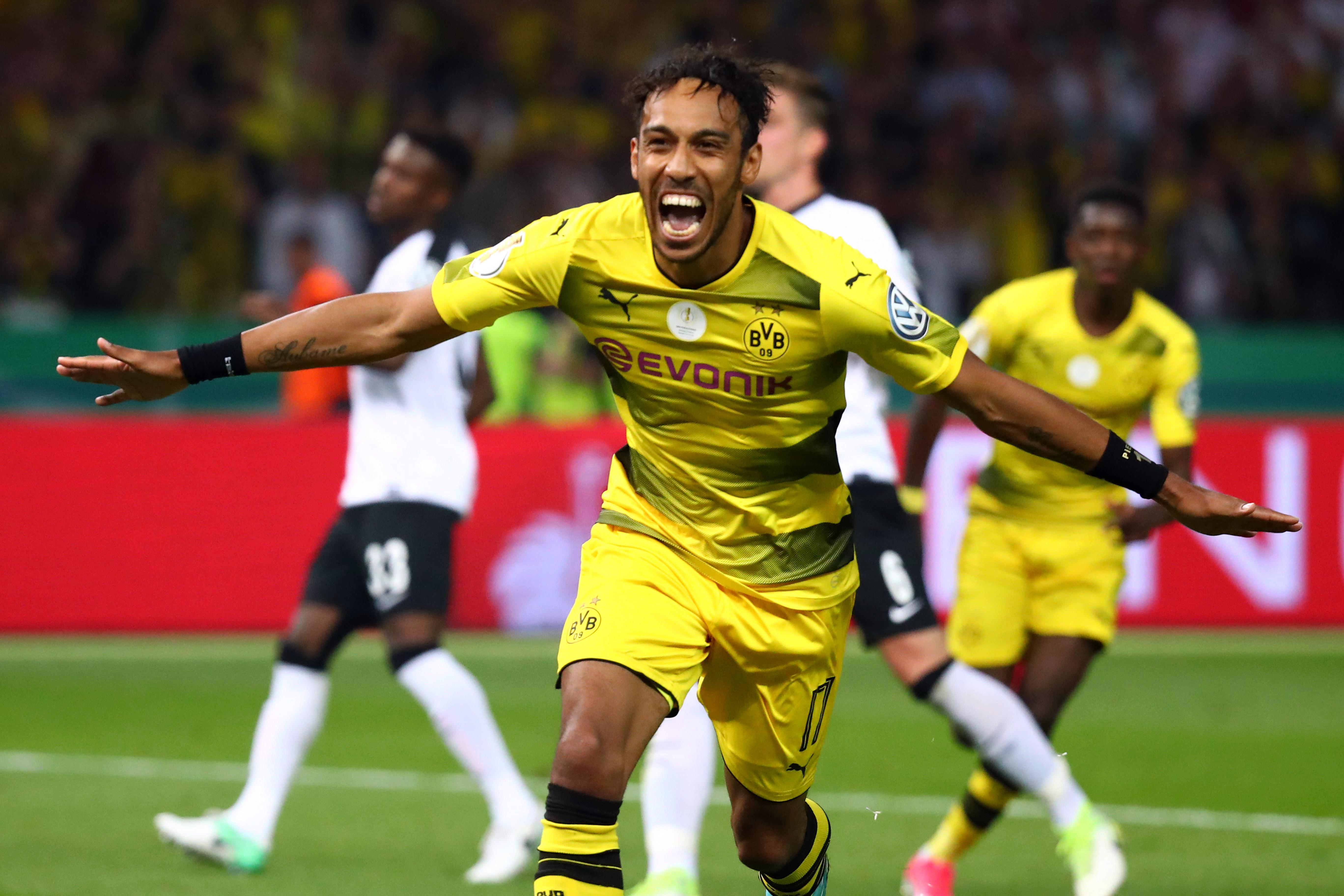Pierre-Emerick Aubameyang is wanted by a number of Europe's big guns