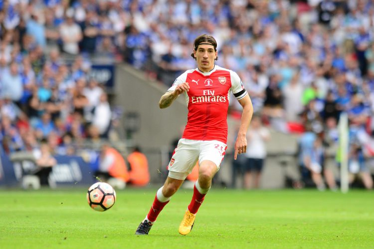 The Arsenal defender is considered one of the finest young fullbacks in football at the moment