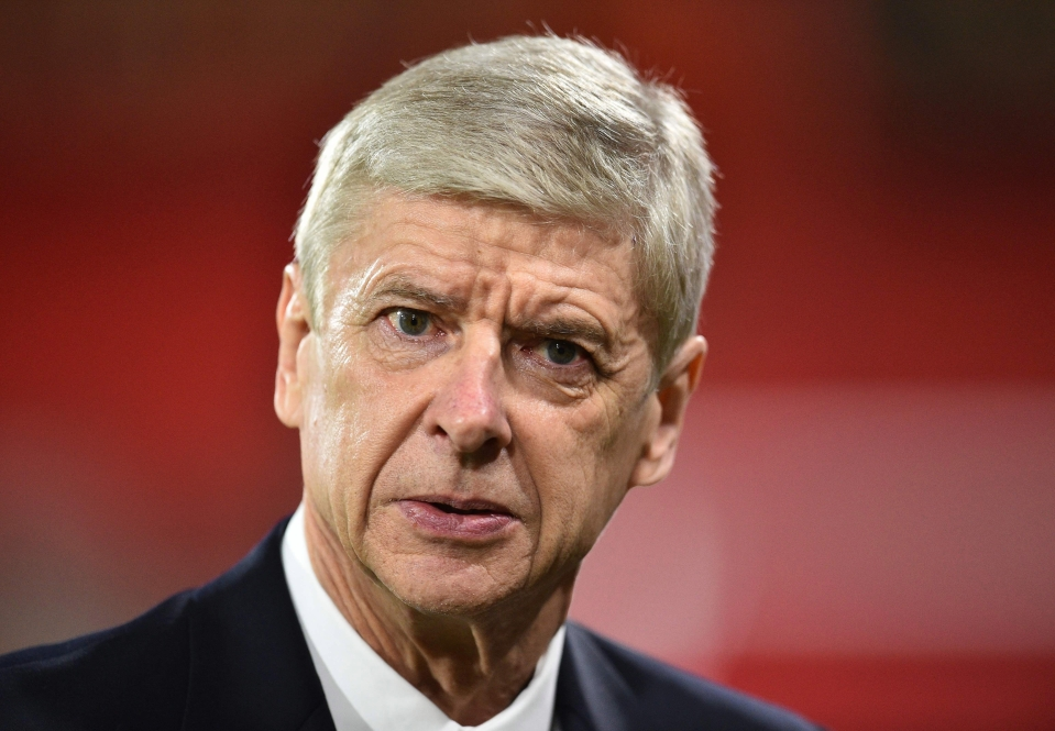 Arsene Wenger is determined to bolster his strikeforce this summer