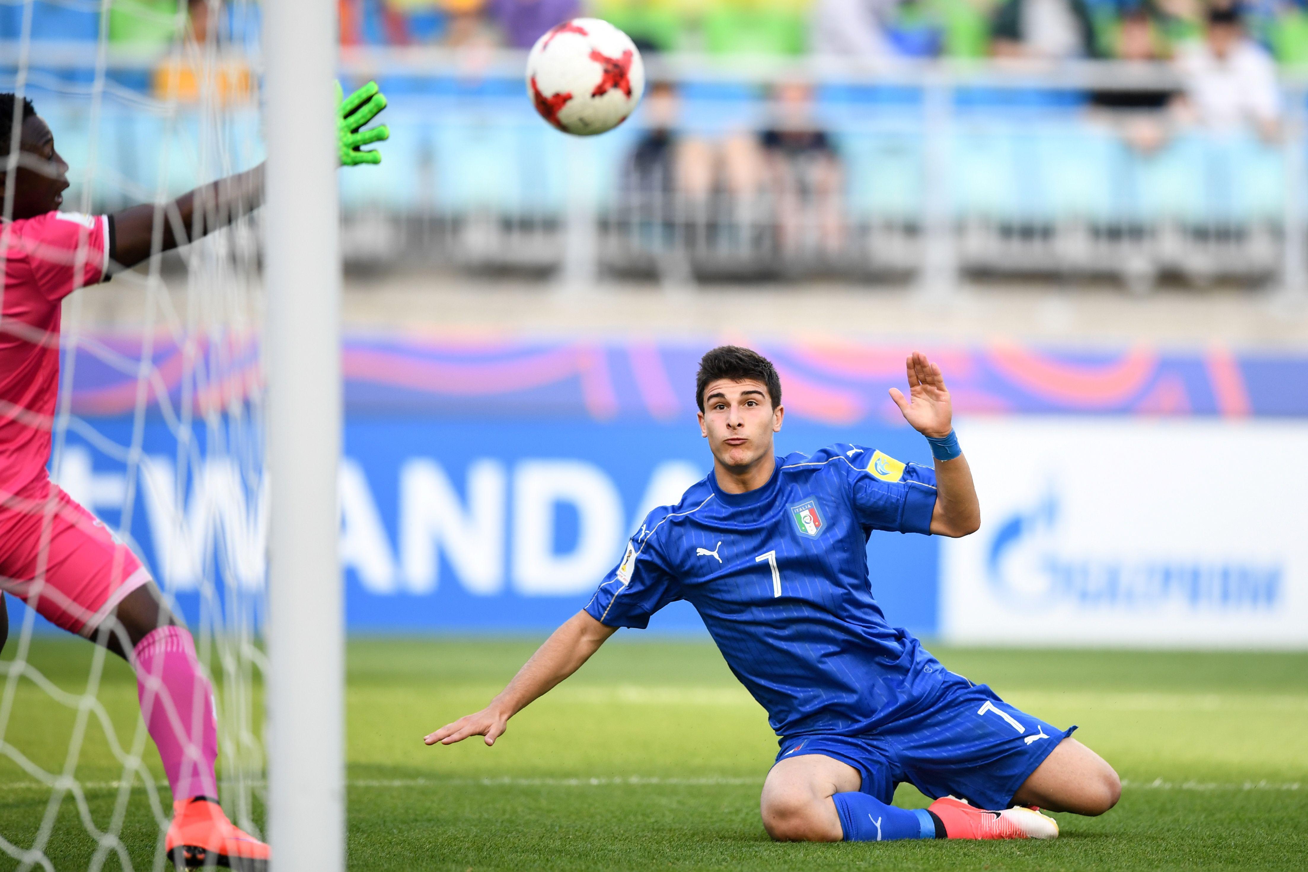 Eyes on the ball, Riccardo
