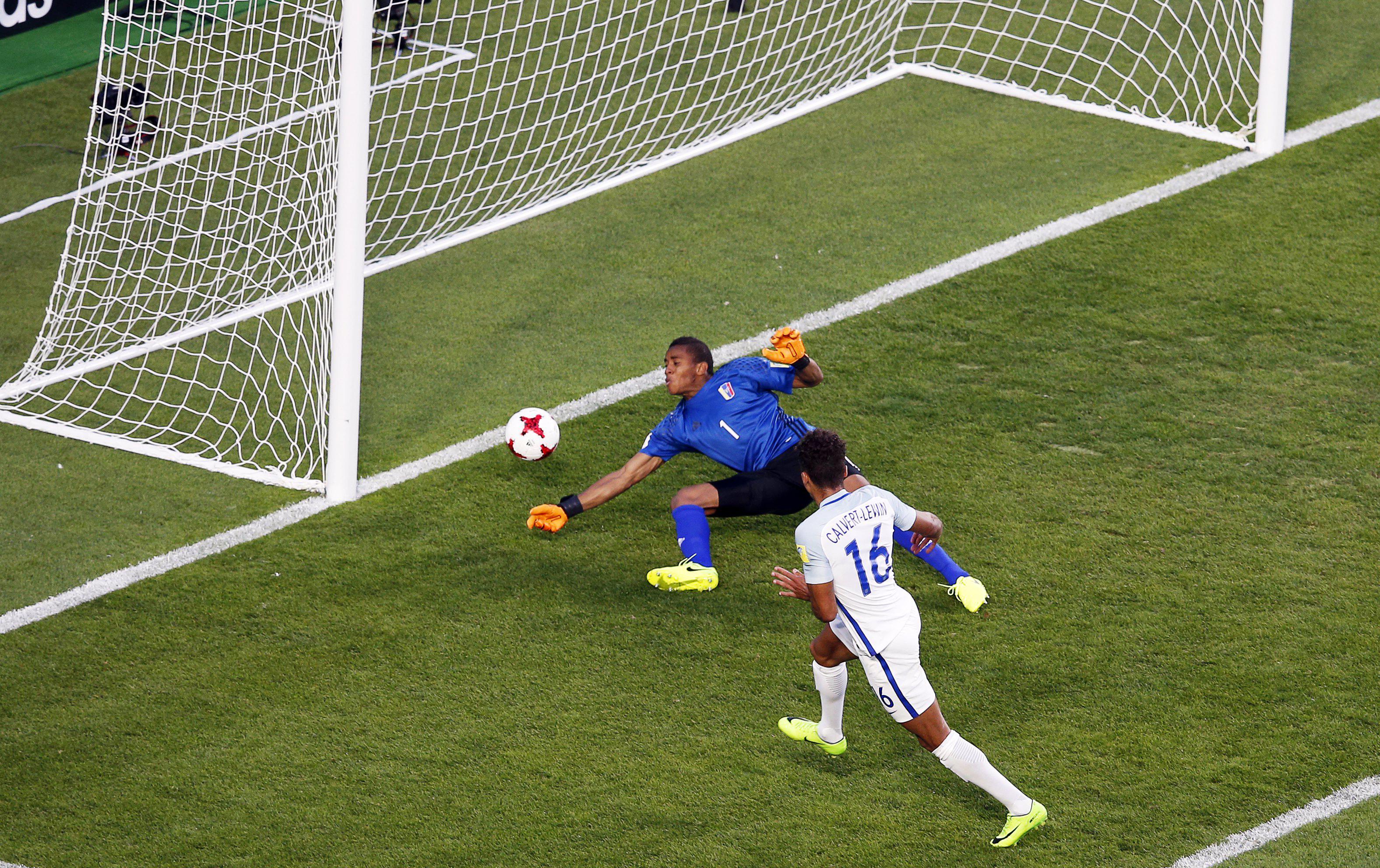 A famous goal