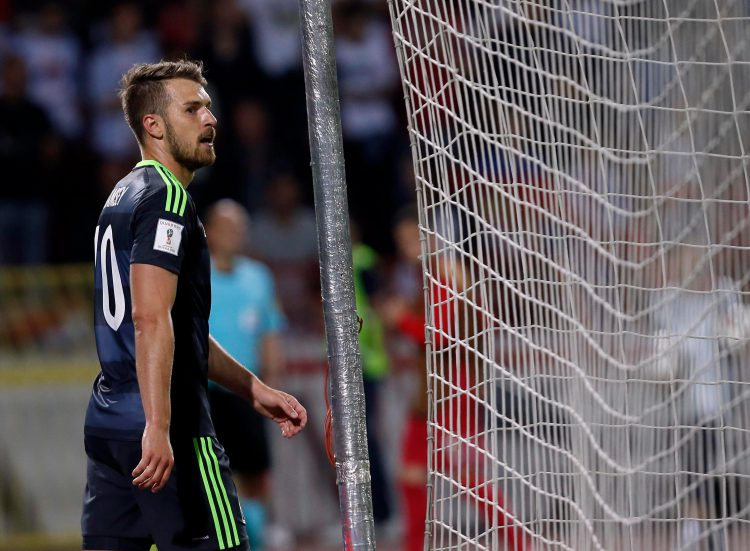 Ramsey was awesome for Wales last summer