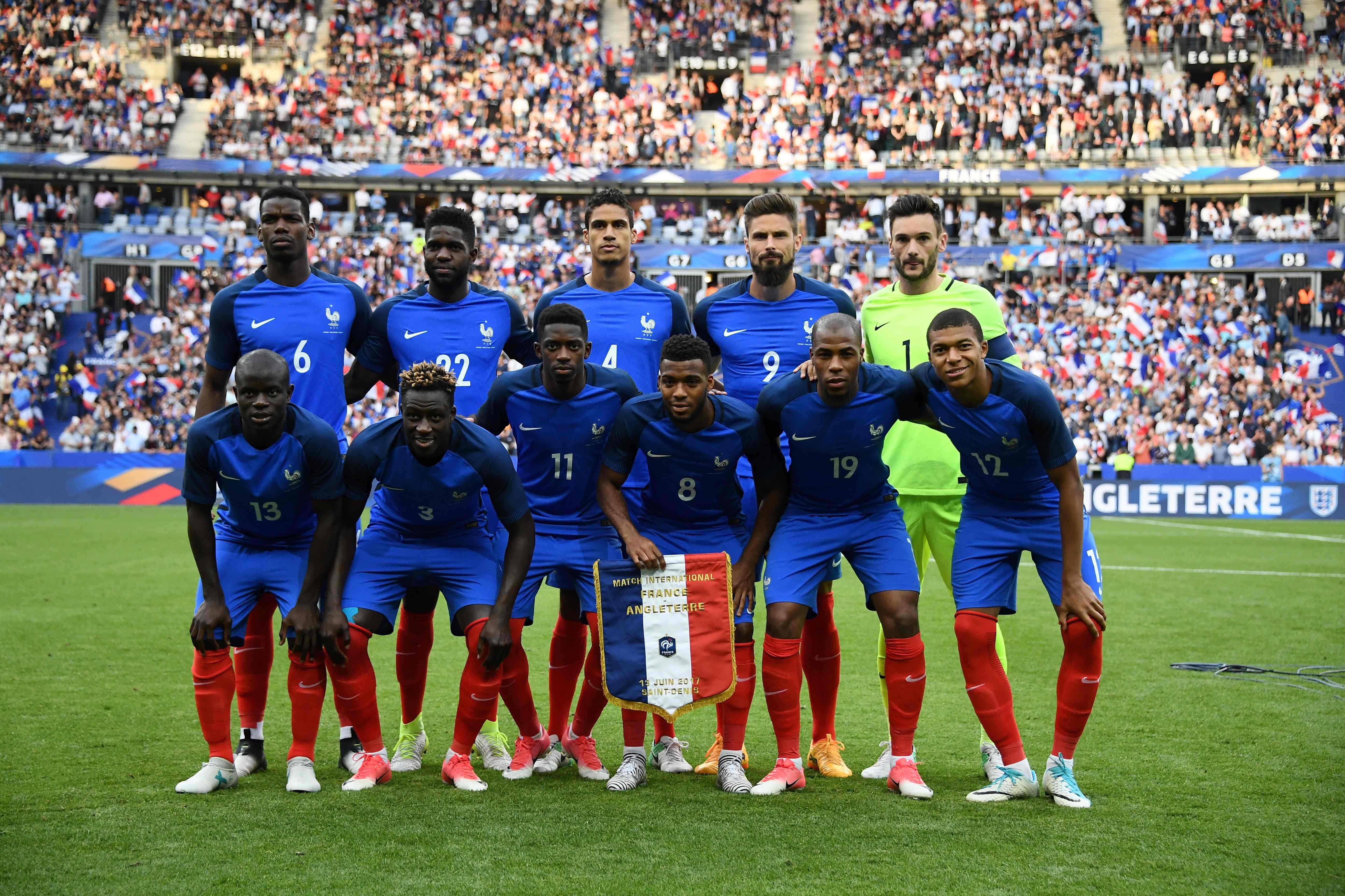 World Cup winners in 2018?
