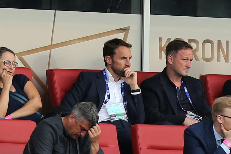 Southgate, man with the plan