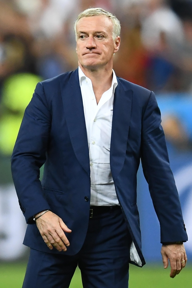Didier Deschamps' side are not certain to reach the World Cup in Russia