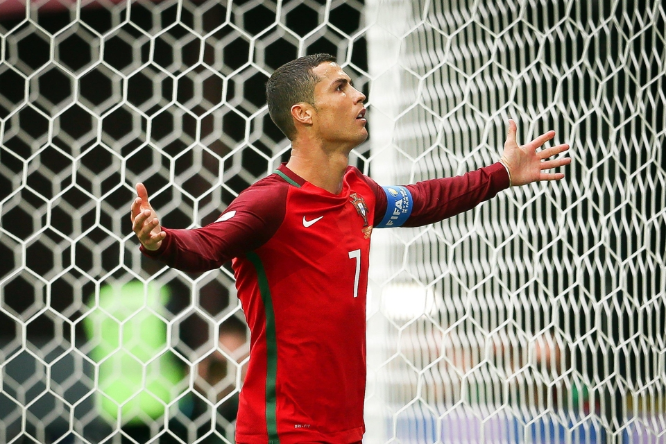 Spoiler alert – he scored