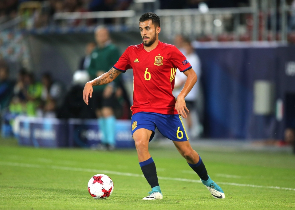Dani Ceballos had a superb game in the semi-final win over Italy in Poland