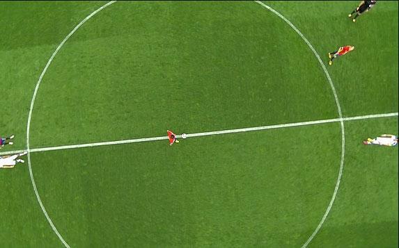 The one-man kick-off was introduced into football last season