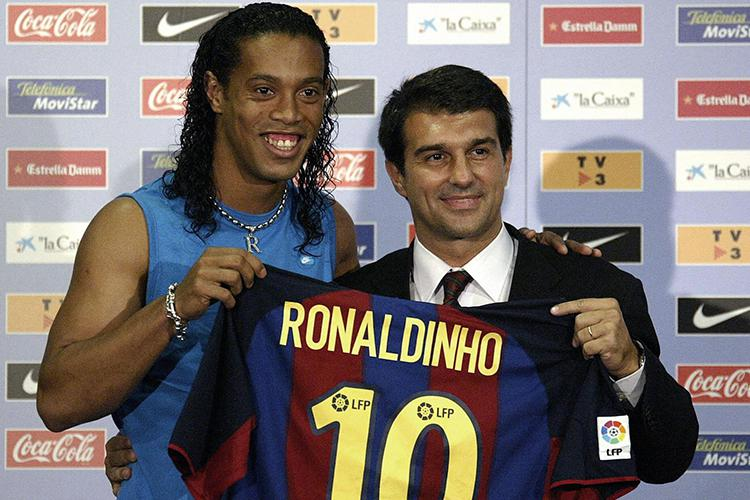 Did you know that Ronaldinho once came close to joining St Mirren?