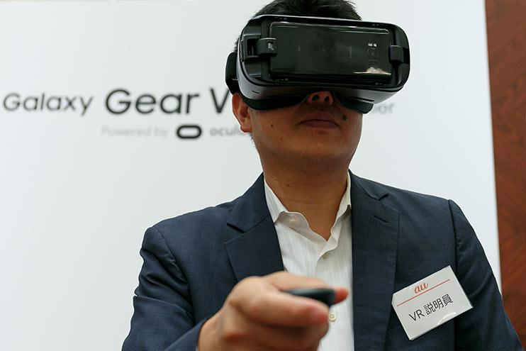 It's early days, but VR could change the way we watch football
