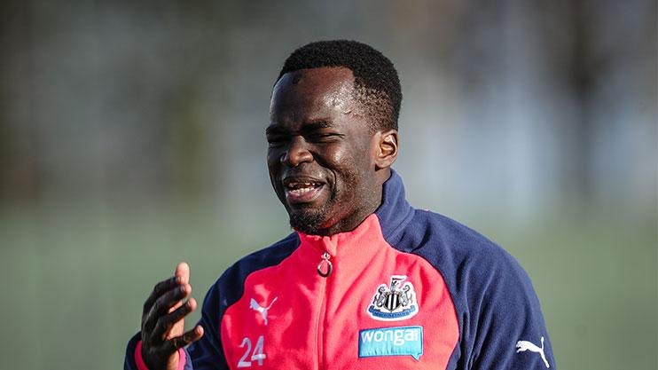 Tiote reportedly collapsed on the training ground