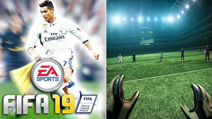 FIFA 19: Could EA Sports bring a VR mode to the next game?
